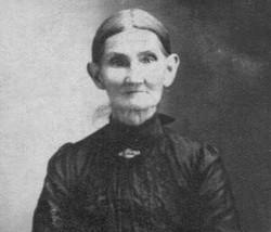 Nancy Joyce (1834-1915), Contributed by Marion Wortham Joyce