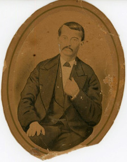 John Presley Joyce (1846-1928), Photo Contributed by Joyce Wells Lawrence