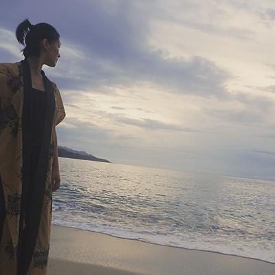 Kimono Jin coat