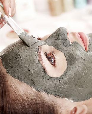 Schlamm-Maske