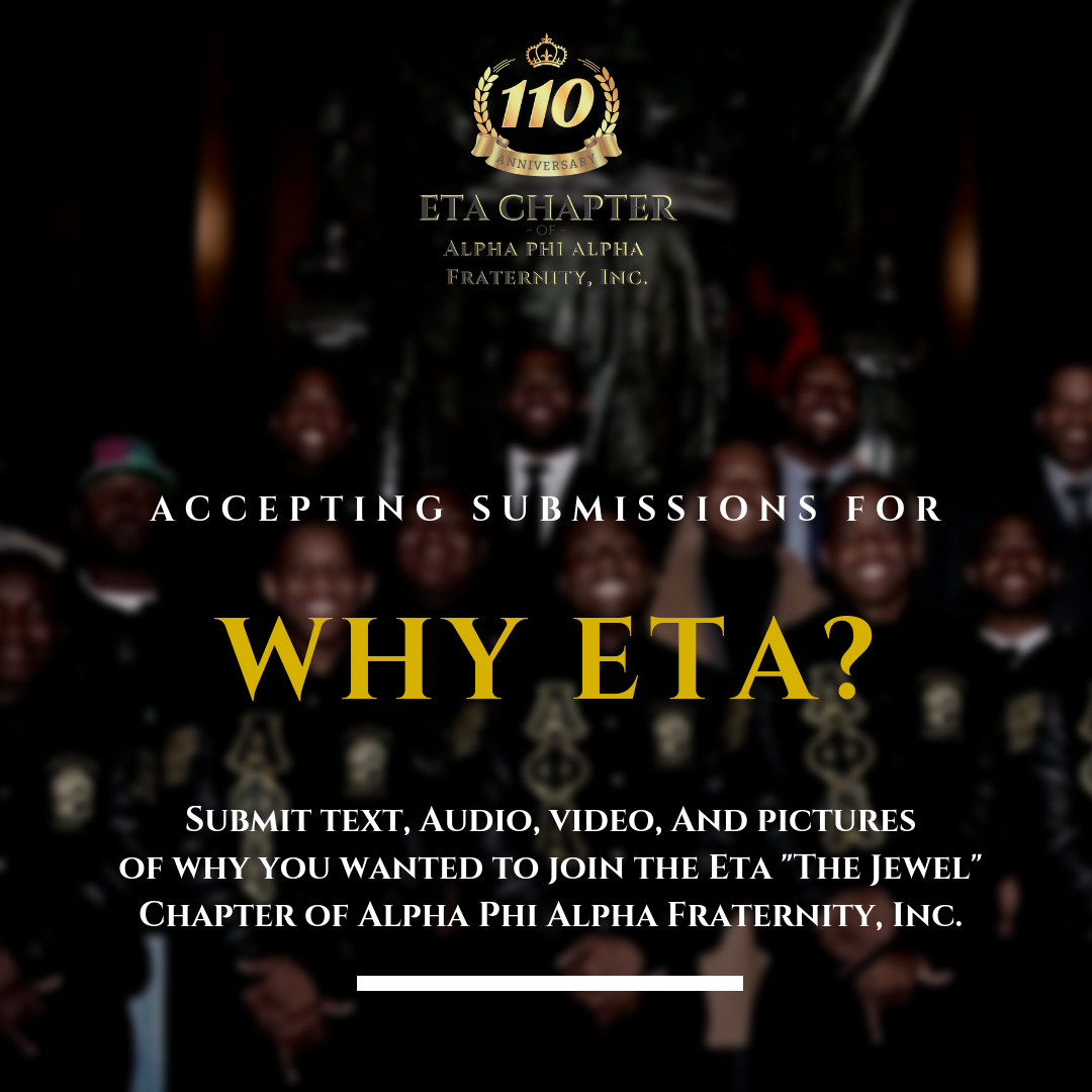 110 Why Eta