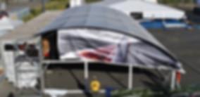 I teli per le borse PTCUP Bag vengono utilizzati negli stand da PTCUP