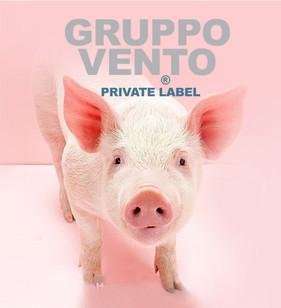linea Private Label dell'Agenzia di Pubblicità Gruppo Vento