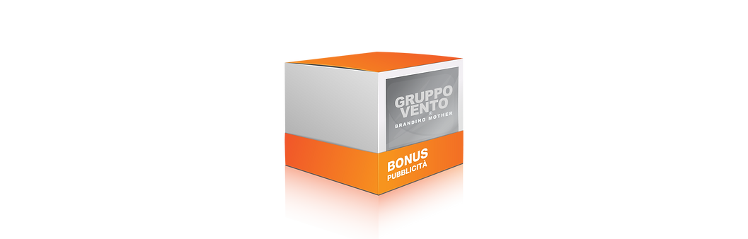 Bonus pubblicità e a cosa serve. Gruppo Vento spiega a cosa serve, come si può utilizzare e quando il Bonus pubblicità.
