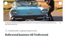 Music video Bollywood in Trollywood