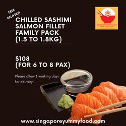 SYF- Salmon Sashimi EDM