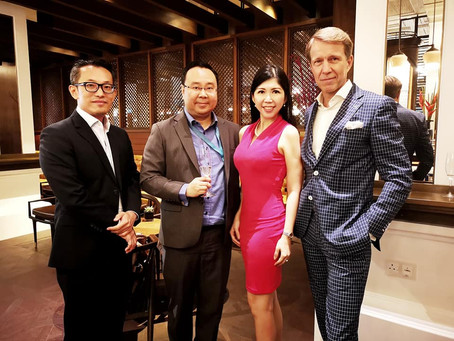 Luxury Launch of YOO8 serviced by Kempinski in KL, Malaysia by Sotheby