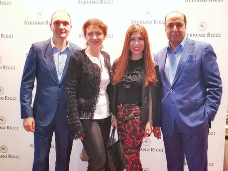 Grand Opening of Stefano Ricci at MBS