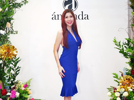Amanda Fashion Gallery: Launch of Oriental Bloom Collection