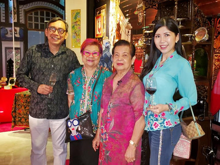 The Peranakan Year End Party