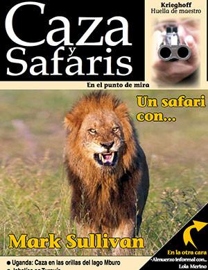 Safari con Mark Sullivan