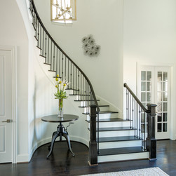Cool Transitional Entry