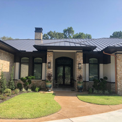 Eclectic Traditional in Cypress