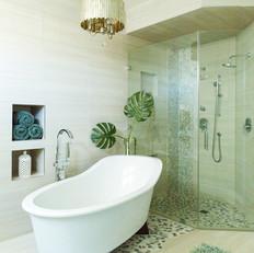 Spa-like Master Bath