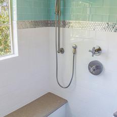 Fresh, Urban Master Bath