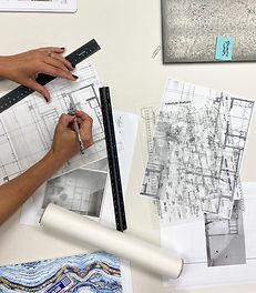 By Design Interiors. houston designer, austin designer, our services, blue prints, floor p