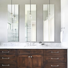 Willow Creek Contemporary Guest Bath