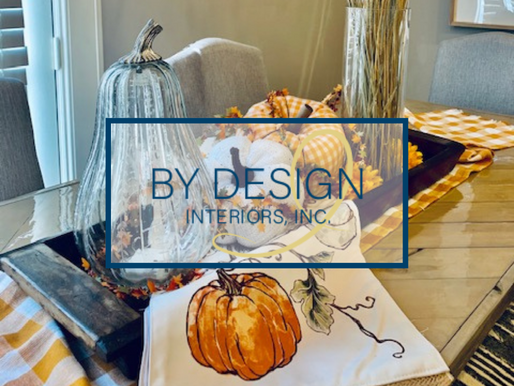 Ready, Set, Tablescapes...For the Holidays!