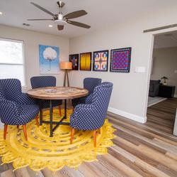 Sunny Austin Game Room