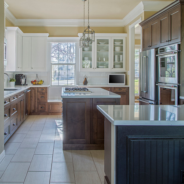 Classic Transitional Kitchen