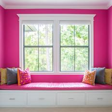 Hot Pink Gameroom