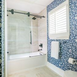 Whimsical Guest Bath