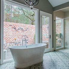 Spa Inspired Master Bath