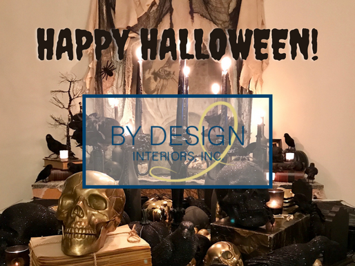 Boo! A Look at Ayca's Spooky Chic Halloween Decor