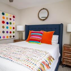 Bright & Bold Bedroom