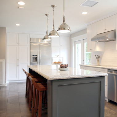 Cool Transitional Kitchen