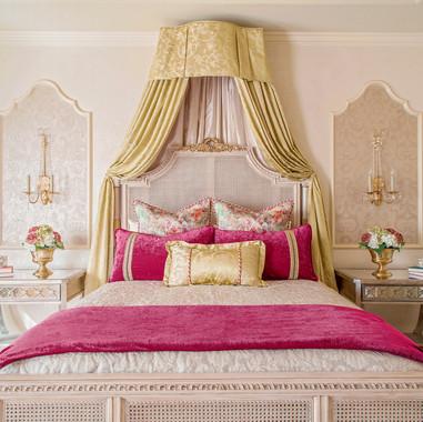 Refined Elegant Bedroom