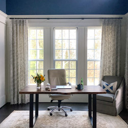Sunny & Blue Home Office
