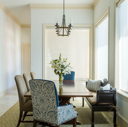 Updated Traditional Dining Room