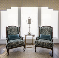 Wing Chair Pair