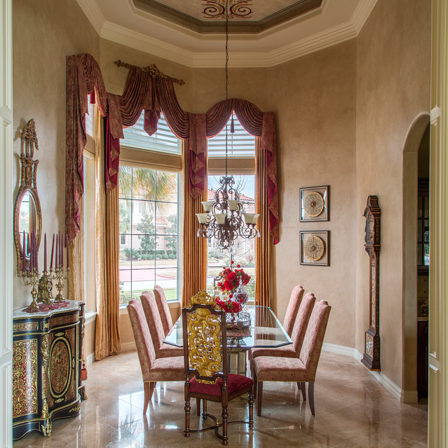 Refined Formal Dining Room