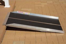 Ramp Portable Single Fold 4' x 30'' $50