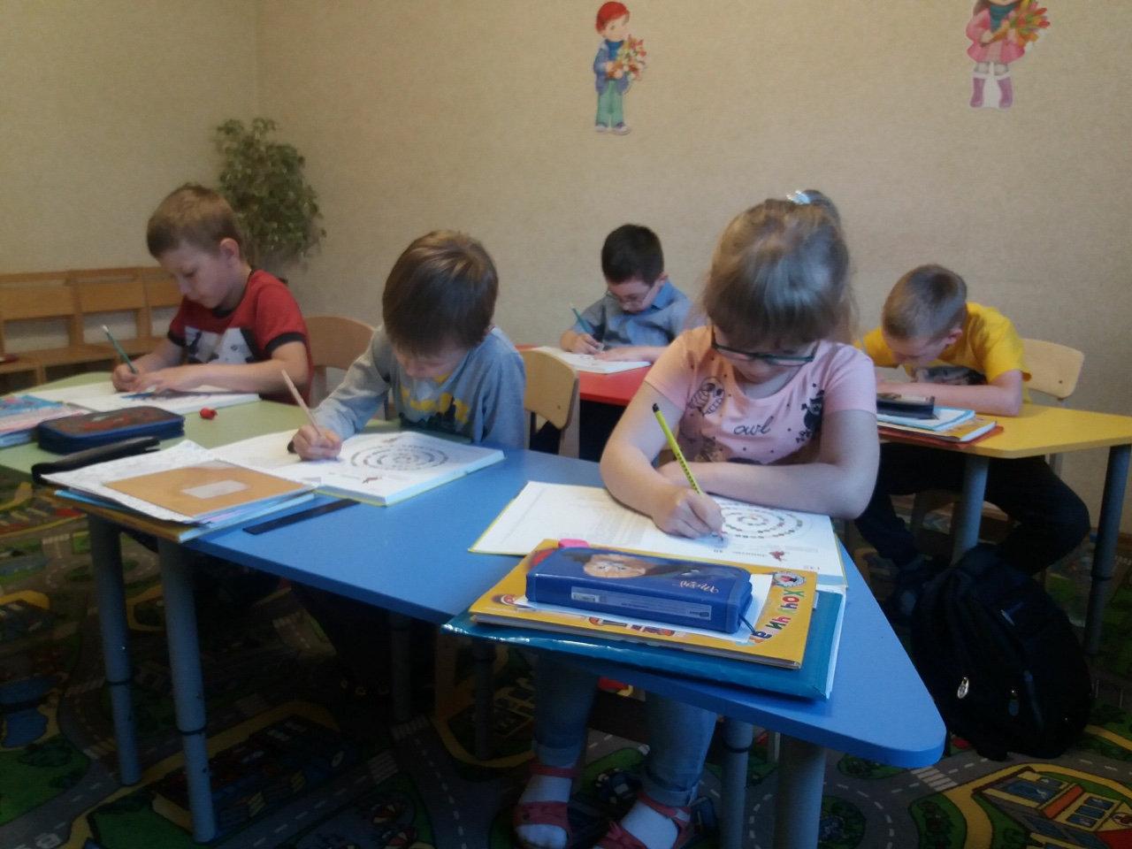 Подготовка к школе (6-7 лет)