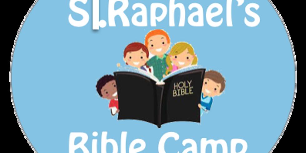 Virtual Bible Camp