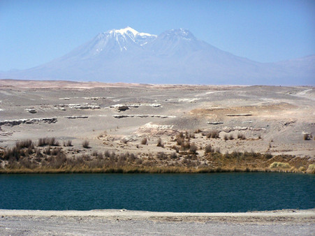 Inca Coya - Paniri ao fundo