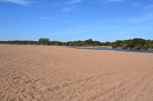 Rio Camaquã, Cristal. Estiagem 2020