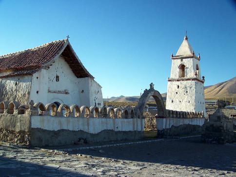 vila Isluga