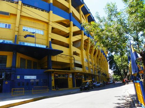 Estádio de Boca