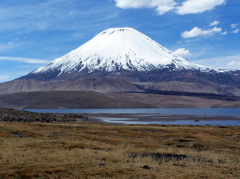 Chungara lake - Parinacota