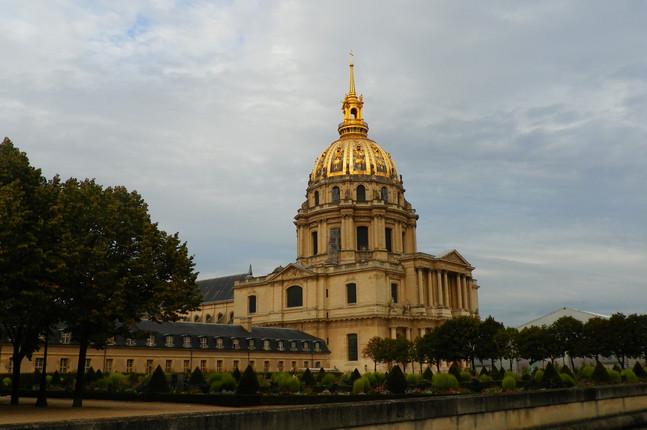 Paris, Invalides