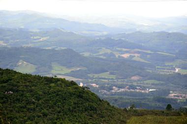 Cerro Grande do Sul a partir do Cerro Torre