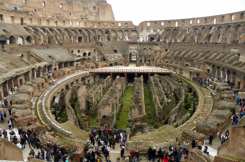 Colosseu, Rome