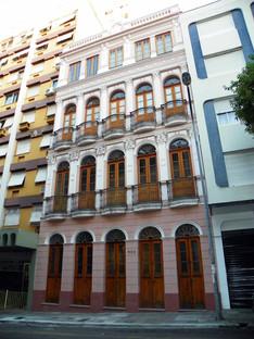 Rua Riachuelo, Centro