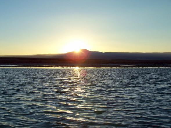Salar Atacama, Kimal