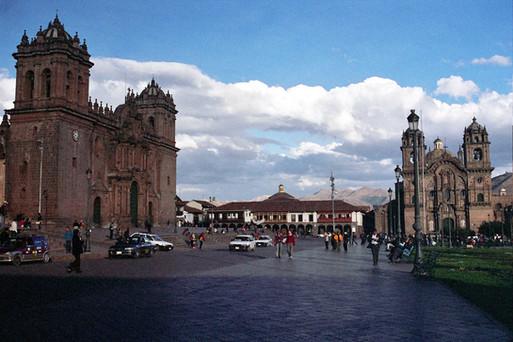 Cusco Plaza das Armas