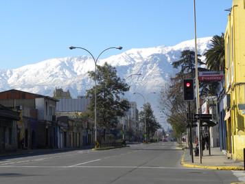 Santiago, Near National Stadium